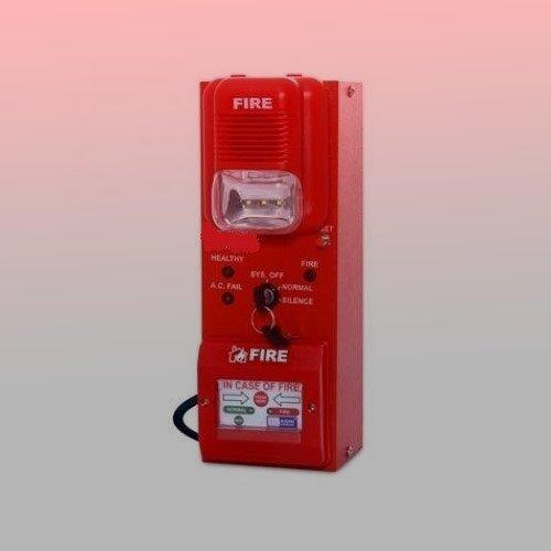 Fire Bus Alarm