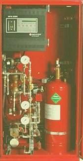 Pre-action Fire Sprinkler System