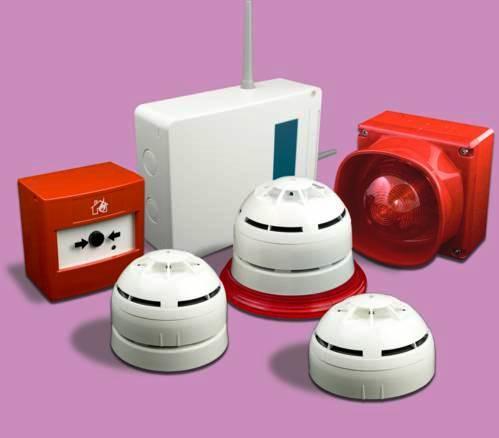 Security Fire Alarm