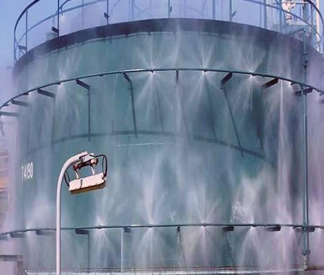 Wet Pipe Fire Sprinkler System